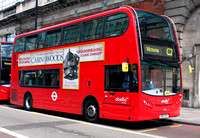 Route C2, Abellio London 9541, SN12ACY, Victoria