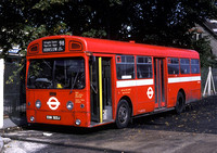Route 98, London Transport, SMS322, EGN322J