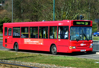 Route 359, Metrobus 212, SN03WMC, Addington Village