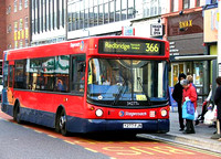 Route 366, Stagecoach London 34277, Y277FJN