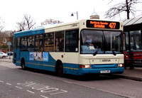 Route 477, Arriva Kent Thameside 3274, T274JKM, Dartford