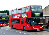 Route 5, East London ELBG 17136, V136MEV, Romford