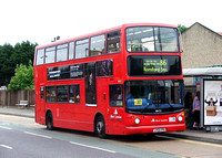 Route 86, East London ELBG 18473, LX55ERU, Romford