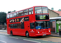 Route 86, East London ELBG 17830, LX03BYD, Romford