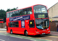 Route 128, Arriva London, VLW114, LJ03MJV, Romford