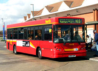 Route 165, First London, DMC41496, LK03LMF