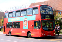 Route 651, Arriva London, VLW111, LJ03MJF, Chase Cross