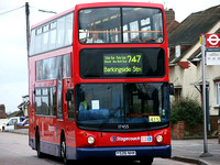 Route 247, Stagecoach London 17455, Y526NHK