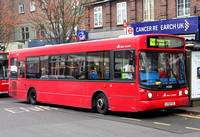 Route 372, East London ELBG 34305, LX51FGE, Hornchurch