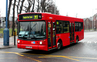 Route W11, Arriva London, ADL75, W475XKX, Walthamstow