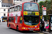 Route 328, First London, VNW32381, LK04HZM, Notting Hill Gate