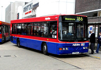 Route 186, Metroline, LLW37, L37WLH, Brent Cross