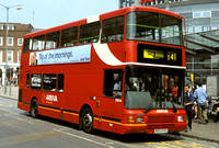 Route 141, Arriva London, DBS14, R213CKO