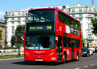 Route 94, London United RATP, ADH9, SN60BYD, Marble Arch