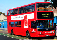 Route 248, East London ELBG 17510, LX51FNN, Romford