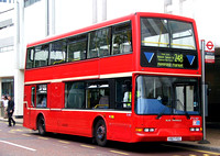 Route 248, Blue Triangle, TL907, V907FEC, Romford