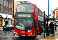 Route 14, Go Ahead London, WVL24, LG02KHZ, Putney