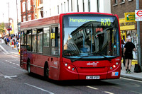 Route R70, Abellio London 8106, LJ56VSY, Richmond