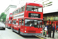 Route 16A, Metroline, M655, KYV655X, Oxford Circus