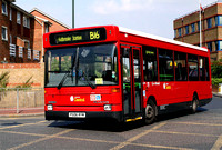 Route B16, London Central, LDP6, P506RYM, Bexleyheath