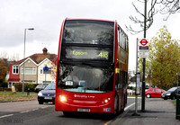 Route 418, Quality Line, DD02, SK07DZB, Ewell West