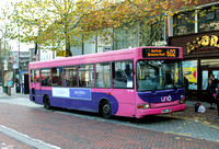 Route 602, Uno Bus, DP564, V564JBH, Watford