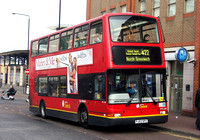 Route 422, London Central, PVL368, PJ53SPZ, Woolwich