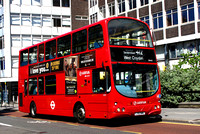 Route 412, Arriva London, DW43, LJ53NHL, Croydon
