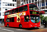 Route 412, Arriva London, DW108, LJ05BHL, Croydon