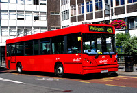 Route 455, Abellio London 8494, KX03HZZ, Croydon