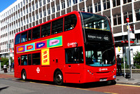 Route 466, Arriva London, T50, LJ08CTO, Croydon