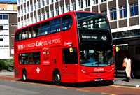 Route 466, Arriva London, T279, LJ13CHL, Croydon