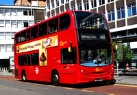 Route 468, Go Ahead London, E194, SN61BJX, Croydon