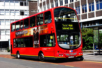 Route 468, Go Ahead London, WVL77, LF52ZPH, Croydon