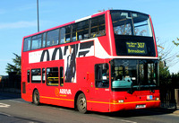 Route 307, Arriva London, DLP82, LJ51ORG, Ponders End