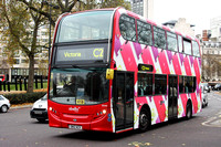 Route C2, Abellio London 9540, SN12ACX, Hyde Park Corner