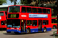 Route 260, Metroline, VP475, LK03GKX, Golders Green