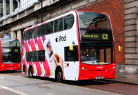 Route C2, Abellio London 9543, SN12ADO