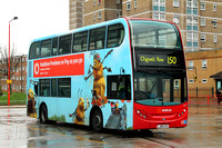 Route 150, Arriva London, T191, LJ60ATU