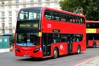 Route 148, London United RATP, ADE47, YX62BBZ, Marble Arch