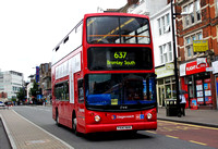 Route 637, Stagecoach London 17441, Y441NHK, Bromley