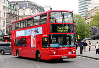 Route 176, Arriva London, VLA59, LJ04LFP, Trafalgar Square
