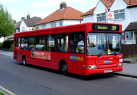 Route 359, Metrobus 329, V329KMY, New Addington