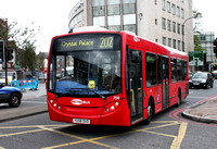 Route 202, Metrobus 708, YX58DXD, Catford