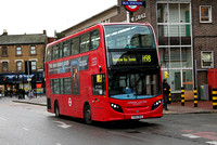 Route H98, London United RATP, ADE38, YX62BXU, Hounslow