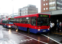 Route 182, Metroline, DP241, M499ALP, Harrow