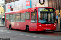 Route 313, Arriva London, ENX7, LJ61CHY, Enfield