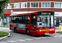 Route W12, First London, DMS41474, LT02NUK, South Woodford