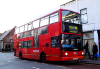 Route 197, Arriva London, DLA215, X415FGP, Croydon