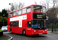 Route 277, Stagecoach London 18211, LX04FWY